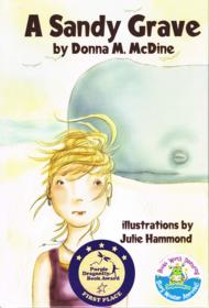 Whale poachers children's book, A Sandy Grave
